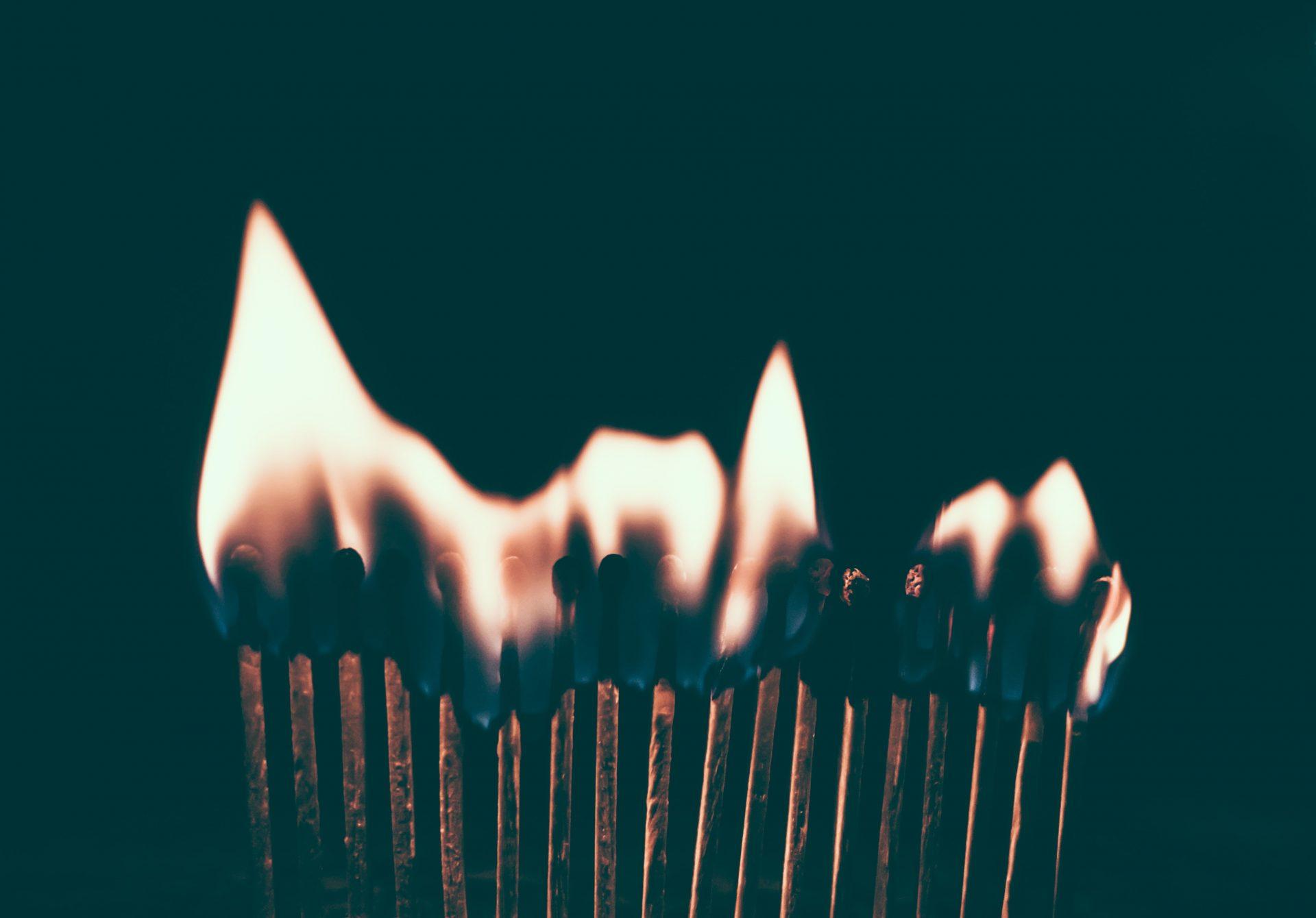 O que você não deve fazer ao sofrer uma queimadura?