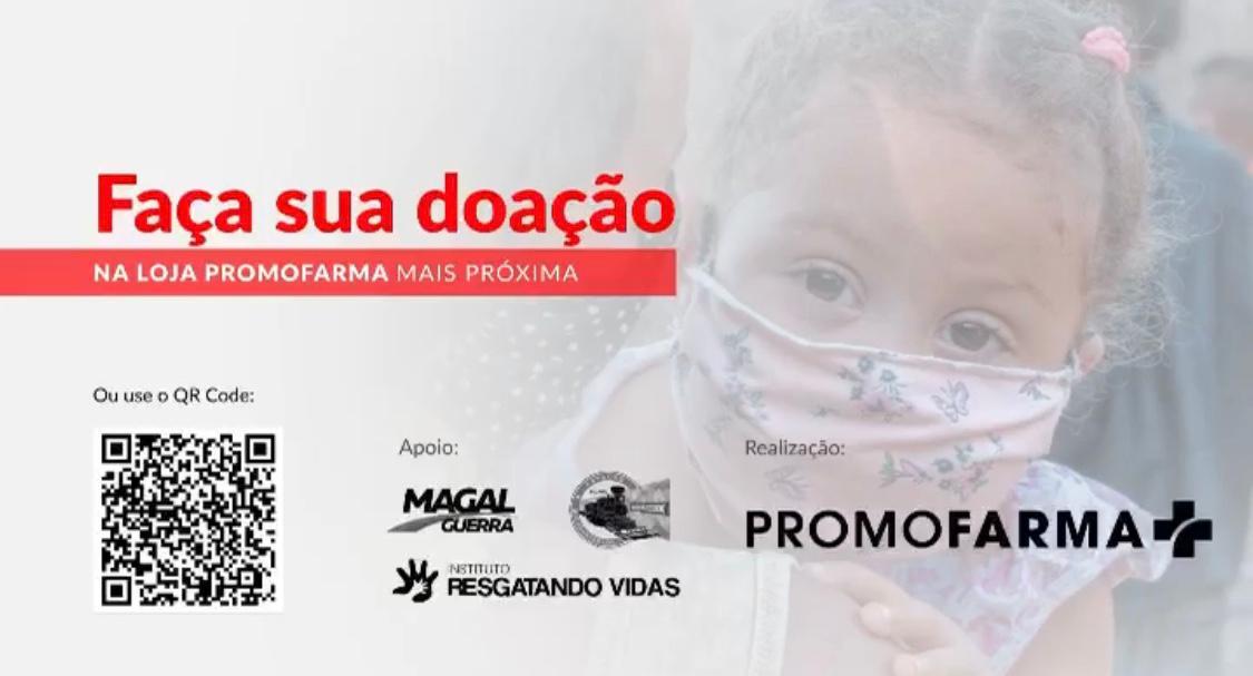 Doação – Favela Capadócia Brasilândia (13/06/2020)