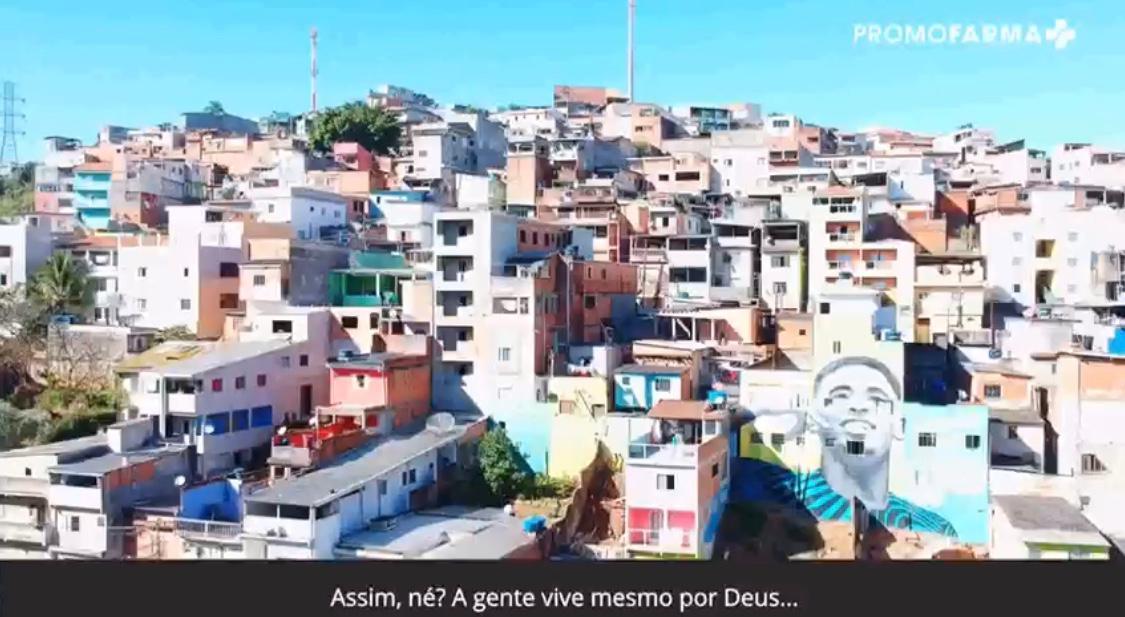 Doação Favela do Sapo – Jardim Peri (04/07/2020)